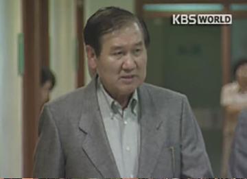 盧泰愚元大統領が死去