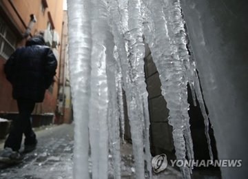В Андоне состоится фестиваль льда Амсан