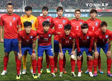 Fútbol surcoreano baja dos peldaños en el ranking de la FIFA