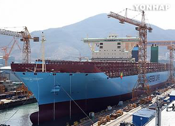 S. Korean Shipbuilders Suffer from Falling Demand
