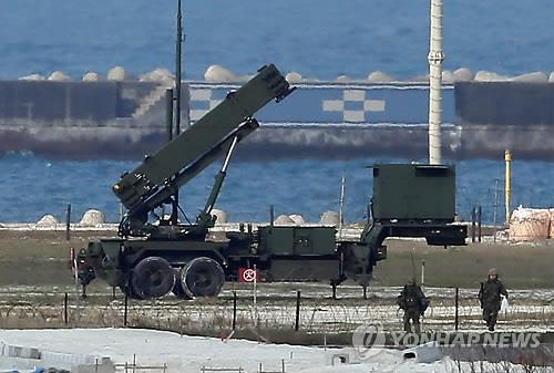 S. Korea, U.S., Japan to Conduct Missile Warning Drill