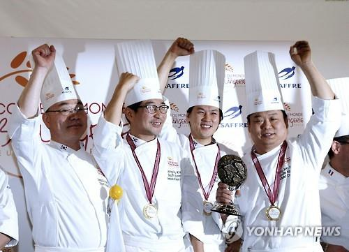 S. Korea Wins 2016 Bakery World Cup