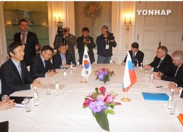 Главы МИД РК и России обсудили ситуацию на Корейском полуострове