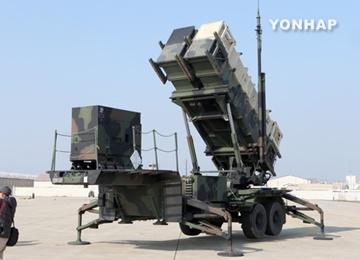 米パトリオットミサイル部隊 韓国に増強配備