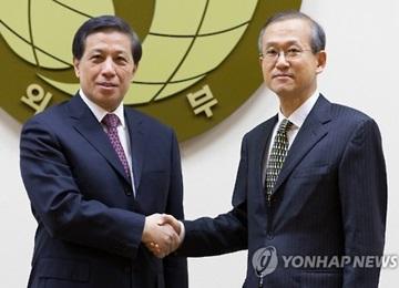 中国 「サードの韓国配備に反対」表明