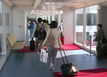 Japanese Travelers to S. Korea Up 19% in July