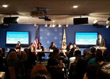 4 N. Korean Female Defectors Testify in New York
