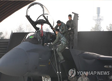 'S. Korean Air Force Priority Targets Include N. Korean Leadership'