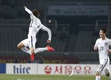 Selección de fútbol gana último partido amistoso previo a JJOO