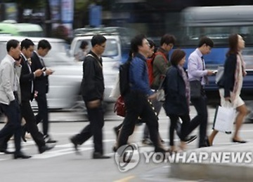 College Grads' Starting Annual Salary at Large Firms 38Mln Won