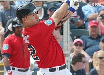 Pemukul Twins, Park Byung-ho, Cetak Home Run 2 Hari berturut-turut