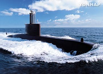 Keel Laying Ceremony Held for Jangbogo-III Submarine