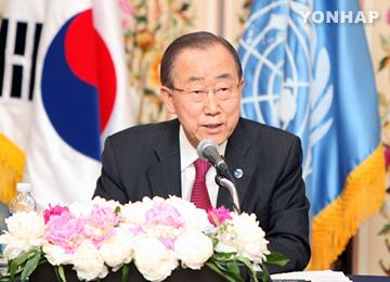 UN-Chef deutet mögliche Kandidatur bei Präsidentschaftswahl an