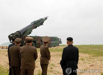 Seoul to Send Letter to ICAO, IMO Expressing Concerns of Pyongyang's Missile Tests