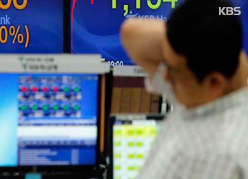 韓国株式市場 英の「EU離脱確実」受けて大幅安