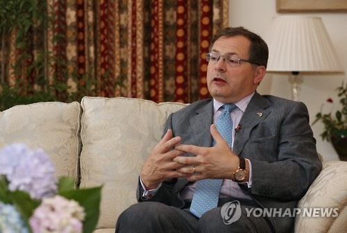British Envoy: Brexit Will not Change UK-S.Korea Ties