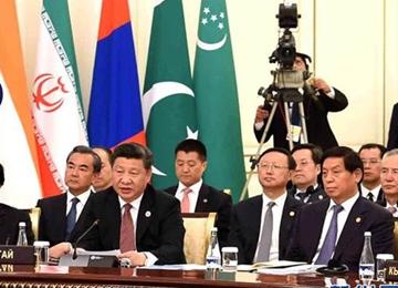 SCO Declaration Opposes Missile Defense