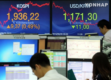 KOSPI Rises on Back of Extra Budget Announcement