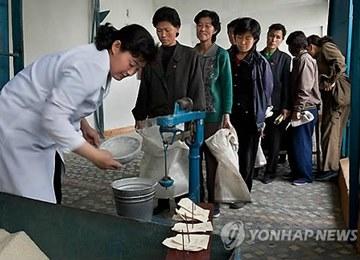 El PMA evaluará el estado nutricional de los norcoreanos