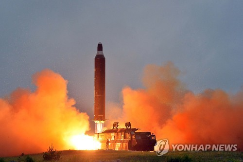 `N. Korean Musudan Missile Ready by 2017`