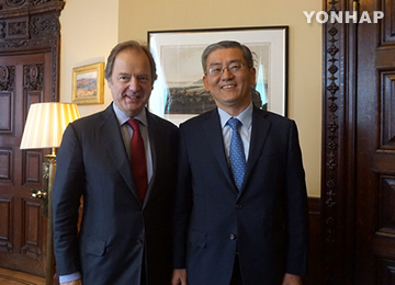 Seoul, London Reaffirm Cooperation on Brexit, N. Korea