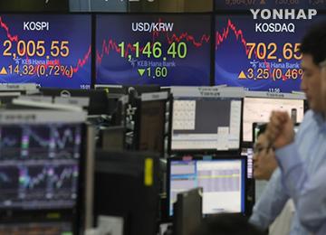 Los extranjeros impulsan los principales índices bursátiles