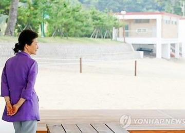 朴槿恵大統領、来週夏休み でも青瓦台で