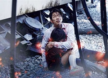 S. Korean Zombie Flick 'Train to Busan' Sets New Records