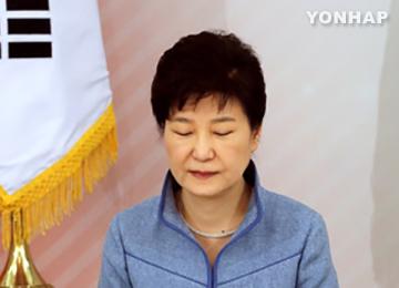 Presiden Park Mulai Berlibur Musim Panas