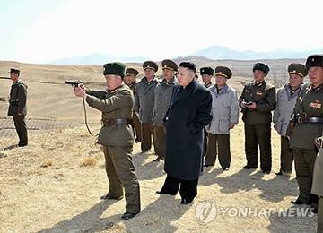"""""""북한, 테러조 10여개 중국·동남아에 파견···김정은 직접 지시"""""""