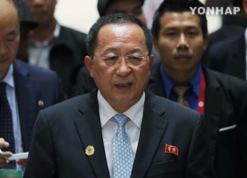 北韓外相 「追加の核実験は米の態度次第」