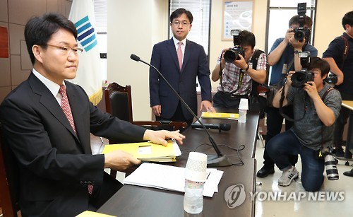Chief Prosecutor Jin Kyung-joon Indicted for Bribery