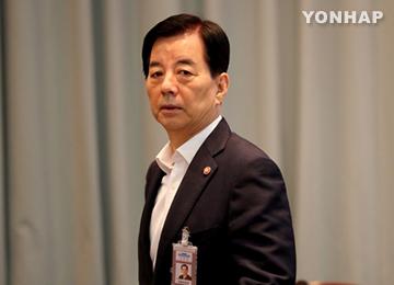 韩国防长韩民求17日访问星洲郡