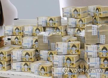 올해 폐기된 화페 1조7천억 원…새 돈 교체에 304억 원 들어