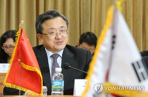 China Expresses Will to Cooperate with S. Korea on N. Korean Nuke Issue