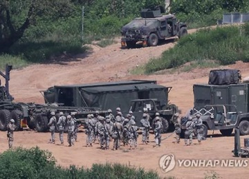 N. Korea Threatens over S. Korea-US UFG Drill