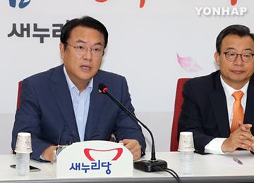 Saenuri Fl. Chief Calls for Nuclear-Powered Submarine against N. Korea