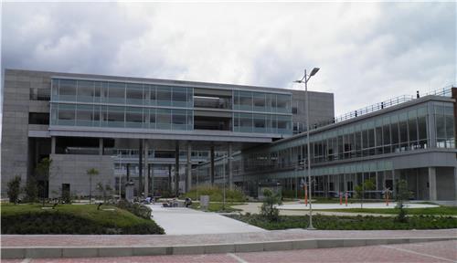 Hospital Built for Colombian Korean War Veterans in Bogota