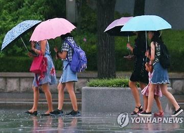 Météo : préparez vos parapluies !