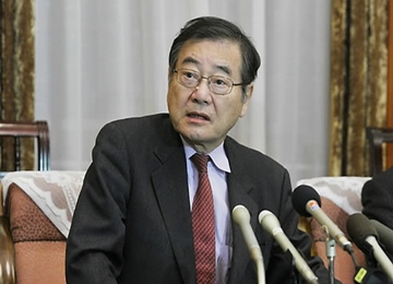 Koichi Kato, Predecessor of Kono, Dies