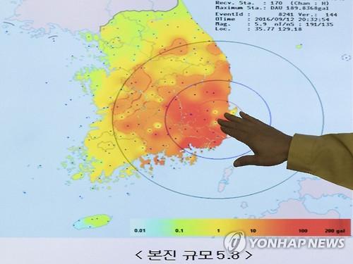4.5 Magnitude Aftershock Rattles Gyeongju Area