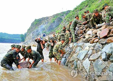 RFA: 1,533 N. Koreans Died of Natural Disasters Since 2007