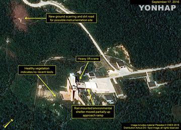 弾道ミサイル組立施設の解体か 米政府系放送