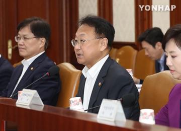 """유일호 """"이대로 안돼···4대 구조개혁·산업개혁에 최선"""""""
