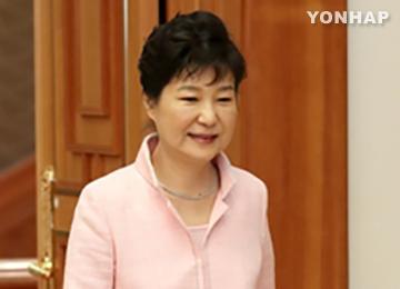 """박 대통령 """"확고한 국방으로 북한 도발 억지해야"""""""