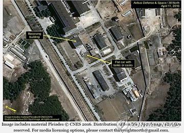 """미국 ISIS """"북한 영변 핵단지 활동 지속···재처리 일단 종료된듯"""""""