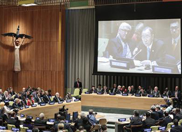 Les ministres d'une quarantaine de pays se réunissent pour condamner les tests nucléaires de la Corée du Nord