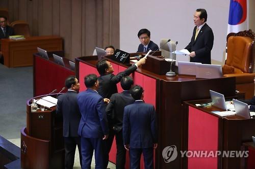 La Asamblea Nacional aprueba la destitución del ministro de Agricultura