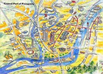 Swedish Travel Agency Sells Walk-around Tour in Pyongyang