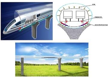 Corea desarrollado un tren supersónico de hasta 1.000 km/h